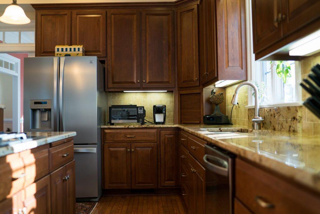 custom kitchen remodeling
