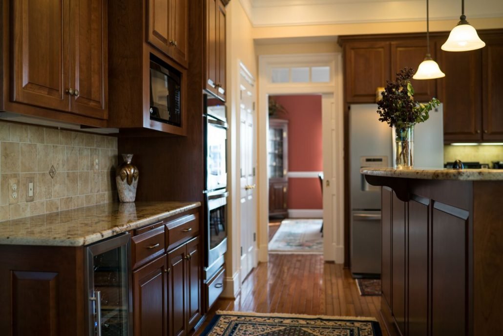custom kitchen remodeling from mill