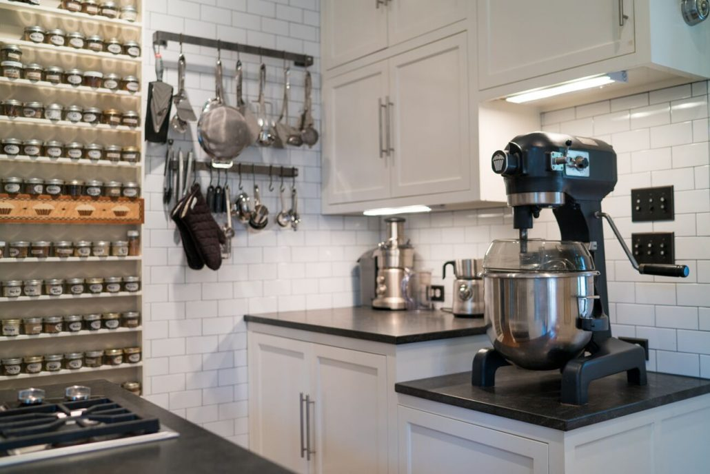 custom cabinetry in pantry